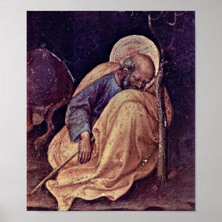 Gentile da Fabriano - Sleeping Josef Poster