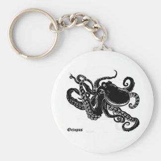 Gentle Giant Octopus keychain