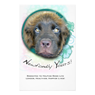Gentle Giants Rescue and Adoptions Stationary Customized Stationery