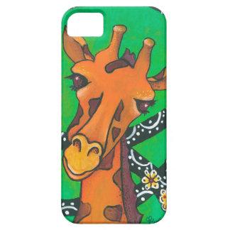 Gentle Giraffe iPhone 5 Case