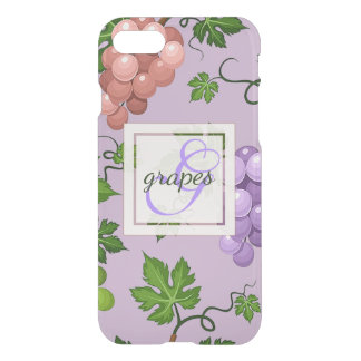 Gentle Grapes and Grapevines iPhone 8/7 Case