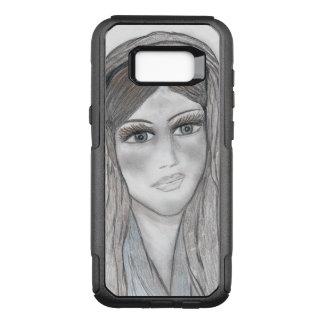 Gentle Mary OtterBox Commuter Samsung Galaxy S8+ Case