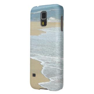 Gentle Sea Shore Galaxy S5 Cover