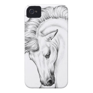 Gentle Stallion iPhone 4 Covers