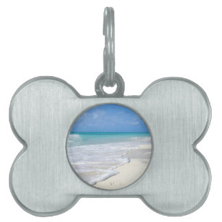 Gentle Surf Pet ID Tag