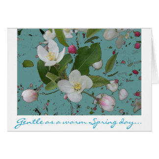 Gentle Thoughts Card