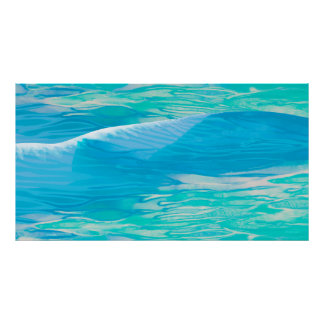 Gentle Wave Poster