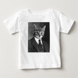 Gentleman Cat #1 Baby T-Shirt