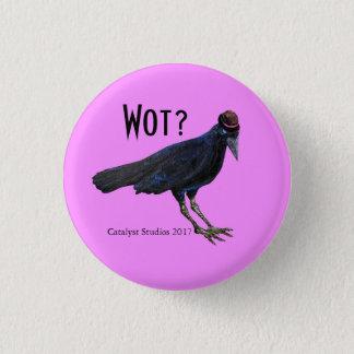 Gentleman Crow's Legitimate Issues button