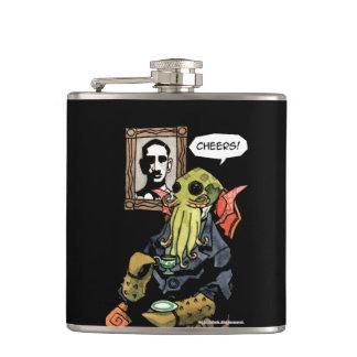 Gentleman Cthulhu: Cheers - Flask