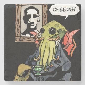 Gentleman Cthulhu: Cheers - Stone Coaster