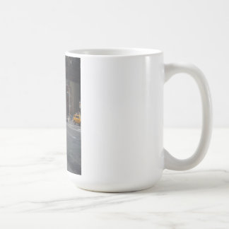Gentleman in New York Coffee Mug
