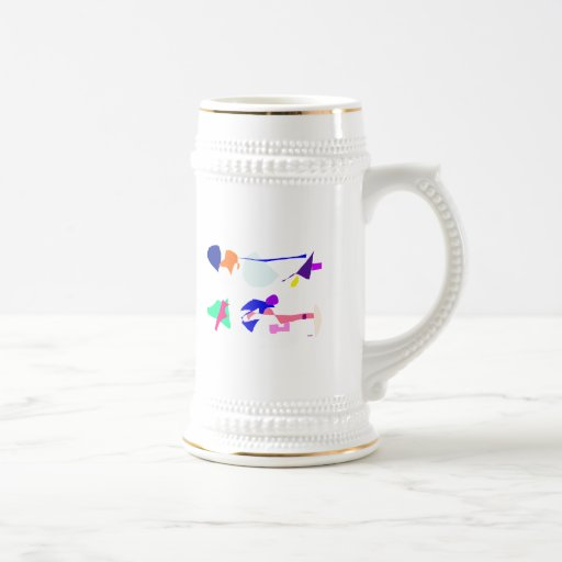 Gentleman Coffee Mugs