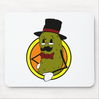 Gentleman Pickle Mouse Pad