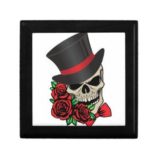 Gentleman Skull Gift Box