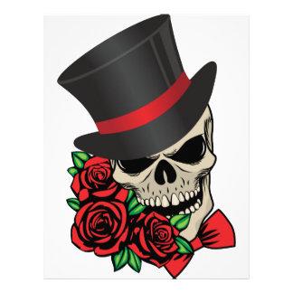 Gentleman Skull Letterhead
