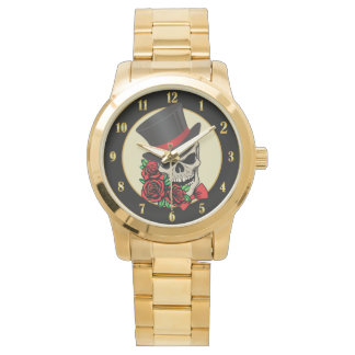 Gentleman Skull Watch