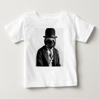 Gentleman Sloth #2 Baby T-Shirt