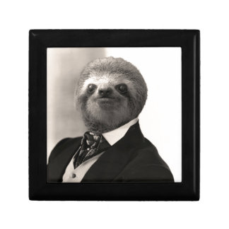 Gentleman Sloth #4 Gift Box
