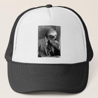 Gentleman Sloth 6 Trucker Hat