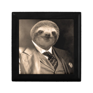 Gentleman Sloth 7# Gift Box