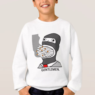 gentlemen mentlegen sweatshirt
