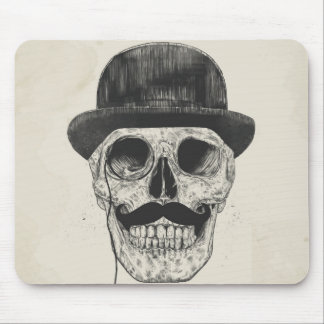 Gentlemen never die mouse pad