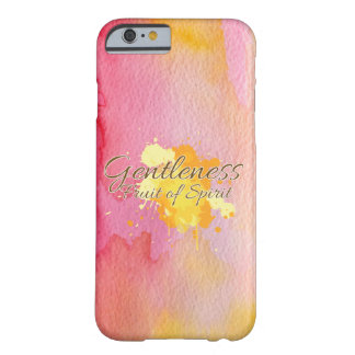 Gentleness, Fruit of the spirit Barely There iPhone 6 Case
