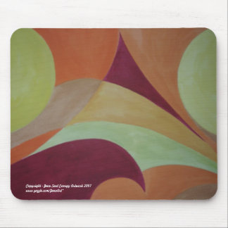 Gentleness Mouse Pad