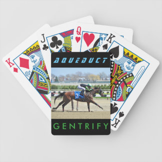Gentrify Bicycle Playing Cards