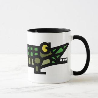 """""""Genuine"""" Alligator Mug"""
