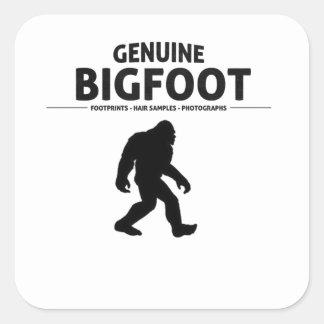 Genuine Bigfoot Stickers