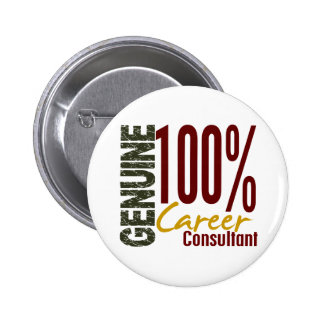 Genuine Career Consultant Buttons