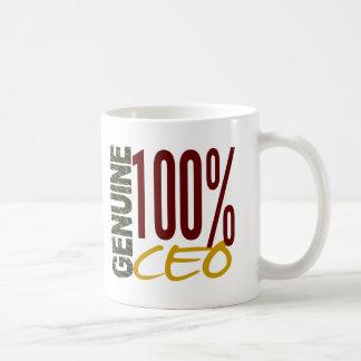 Genuine CEO Coffee Mug