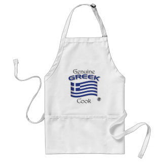 Genuine Greek Cook Standard Apron