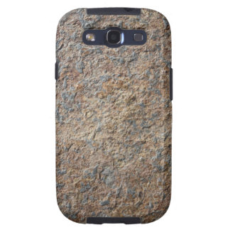 Genuine Slate Rock Photo Texture Natural Earthy Samsung Galaxy S3 Case