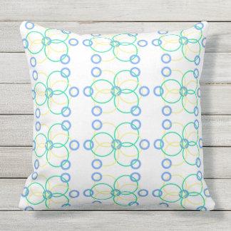 Geo 1 outdoor pillow