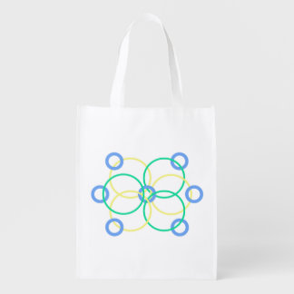Geo 1 reusable grocery bag