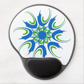 Geo 2 gel mouse pad