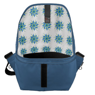 Geo 2 messenger bag