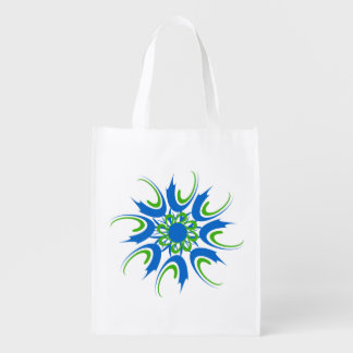 Geo 2 reusable grocery bag
