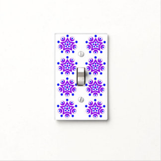 Geo 3 light switch cover