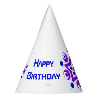 Geo 3 party hat