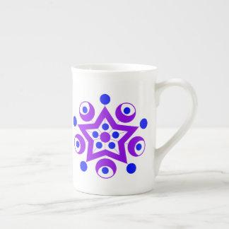 Geo 3 tea cup