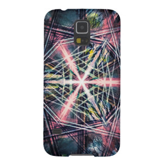 Geo Abstract Art Case For Galaxy S5