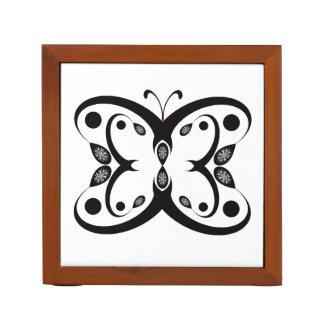 Geo Butterfly Desk Organizer