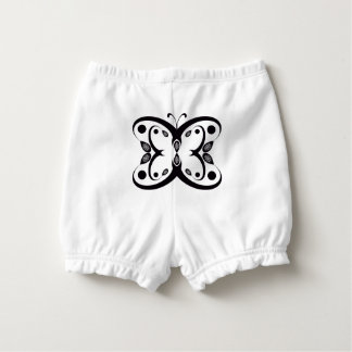 Geo Butterfly Diaper Cover