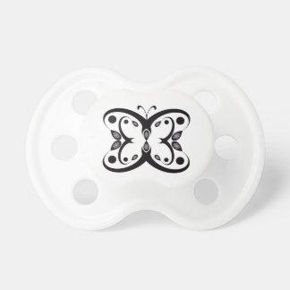 Geo Butterfly Pacifier