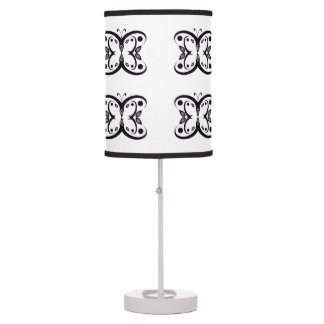 Geo Butterfly Table Lamp