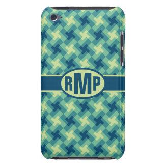 Geo Cross Pattern iPod Case-Mate Case